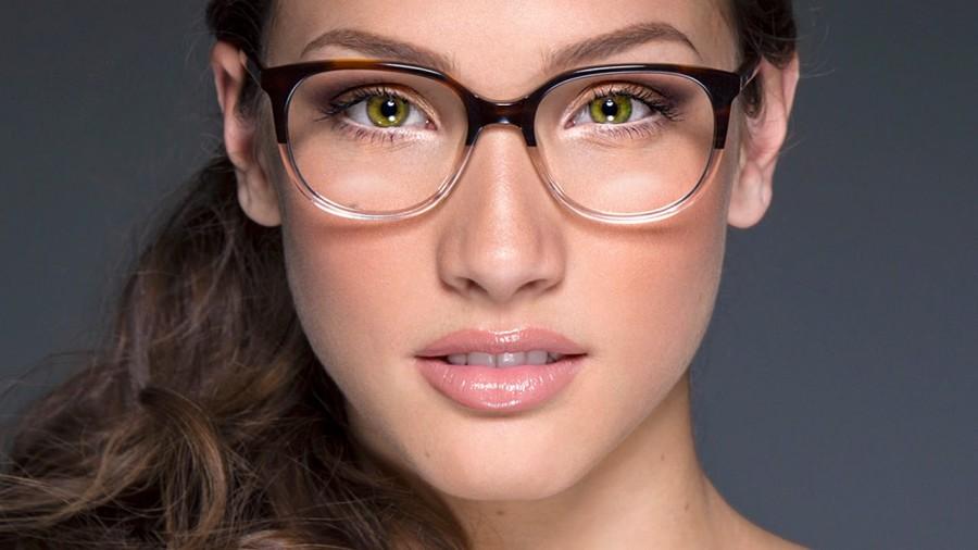 Как накрасить глаза если плохое зрение 181