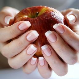 Накладные ногти в домашних условиях как их наклеить и снять. Фото и видео