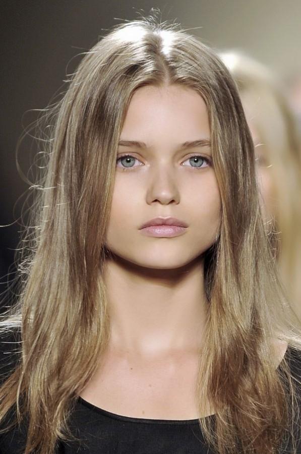 Светло русые волосы натуральные фото