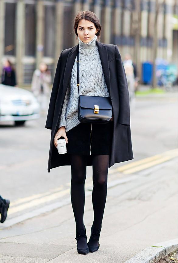 Идея для шоппинга: свитер с высоким воротом 4