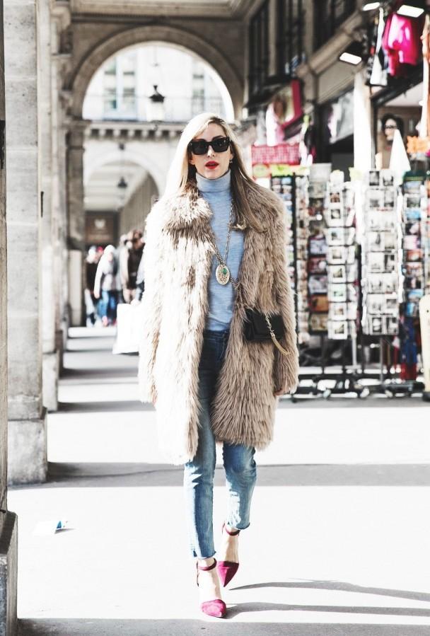 Идея для шоппинга: свитер с высоким воротом 8