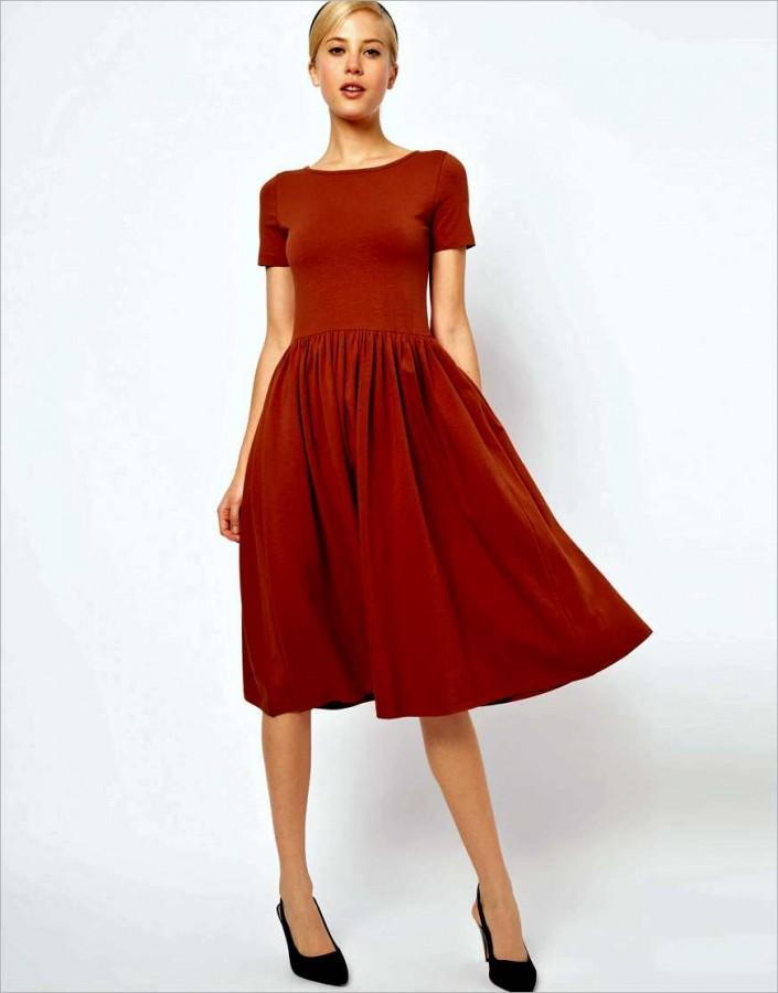 Встречаем год Красного Петуха: 17 трендовых красных платьев 0