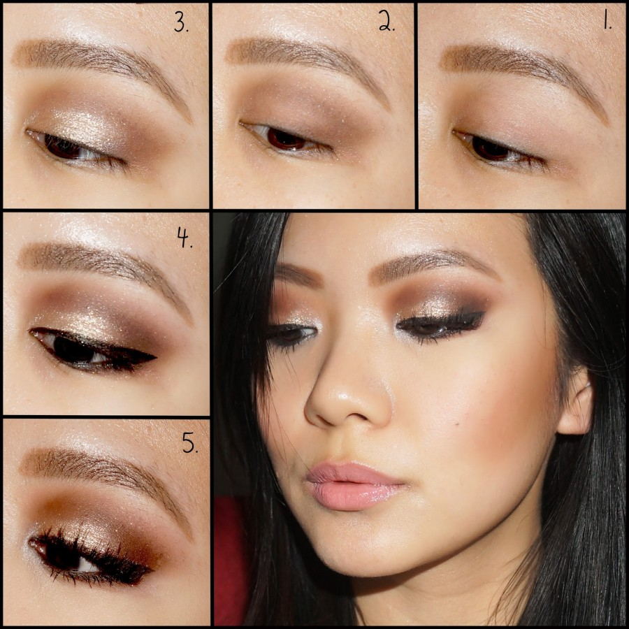 Инструкция для нанесения макияжа