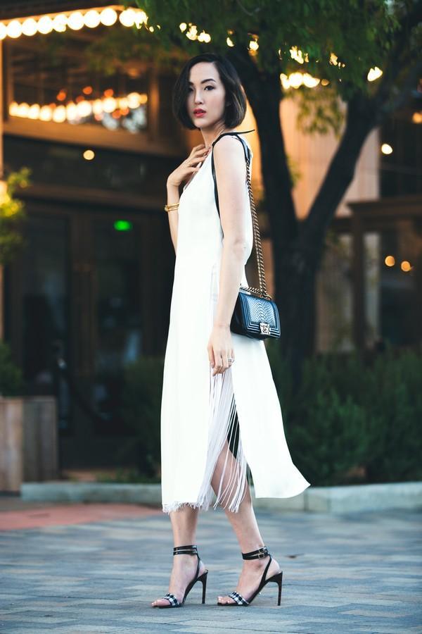 Два в одном: платье-туника с разрезами 4