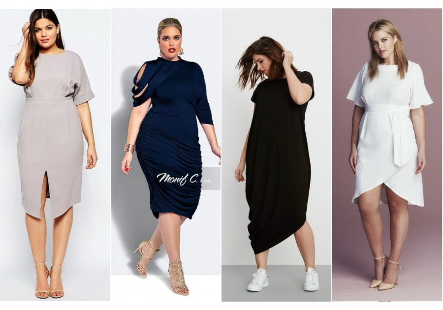 Как носить модные объемные вещи и не выглядеть полной? 5 советов 5