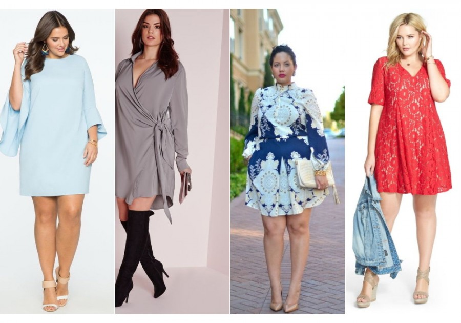 Как носить модные объемные вещи и не выглядеть полной? 5 советов 10