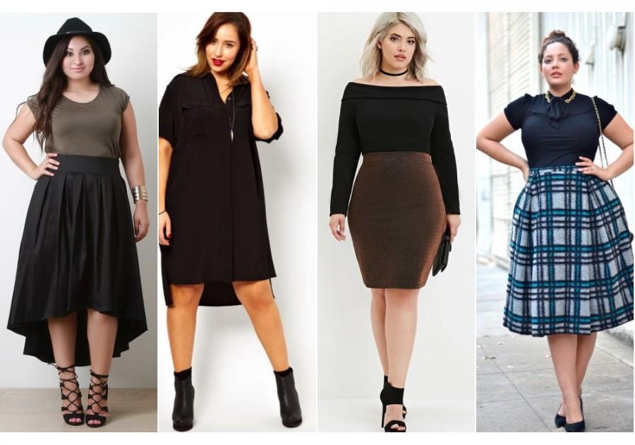 Как носить модные объемные вещи и не выглядеть полной? 5 советов 4