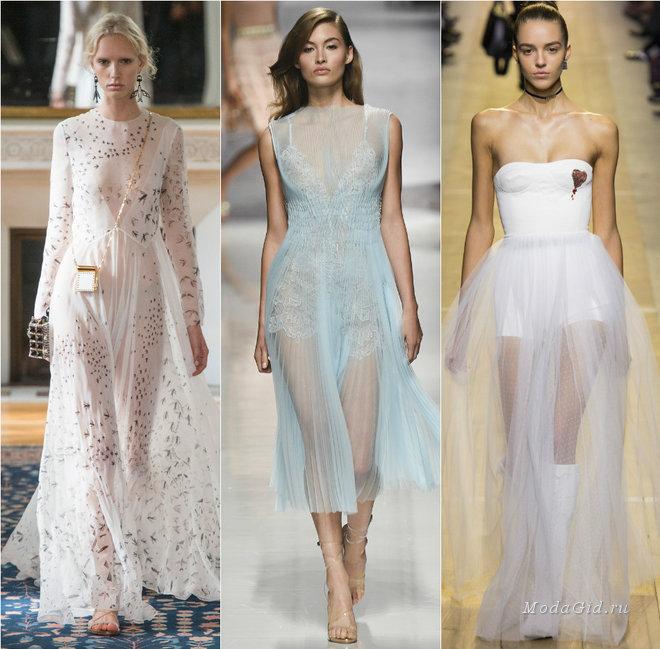 Модные Платья 2017 Купить