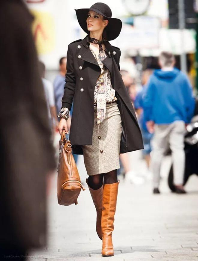 Итальянский стиль в одежде для девушек