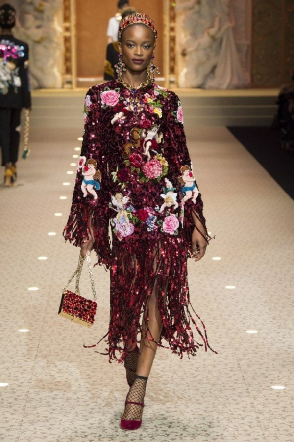 Dolce & Gabbana - Fall-Winter 2018\2019 6