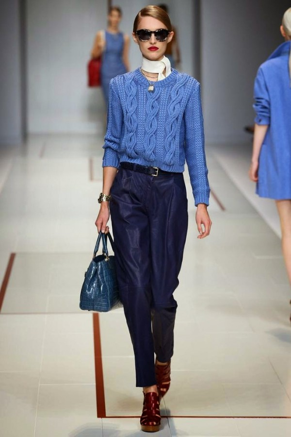 Trussardi Collection 2018 4