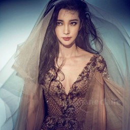 Li Bingbing for Marie Claire China by Chen Man 0