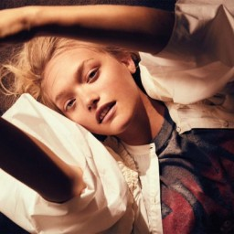 Gemma Ward for Inprint Magazine by Darren McDonald 0