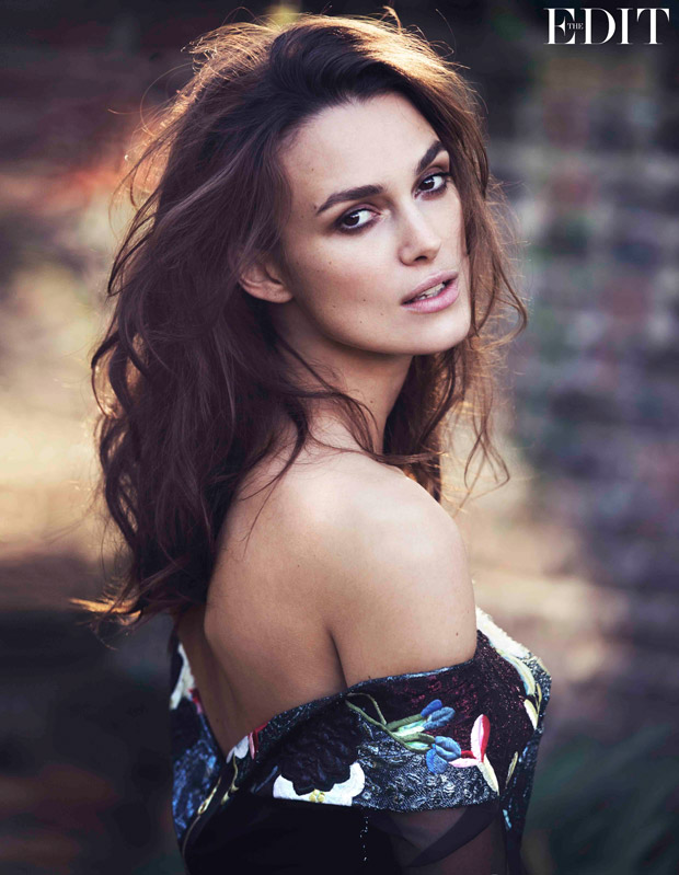 Keira Knightley for The Edit by David Bellemere 5