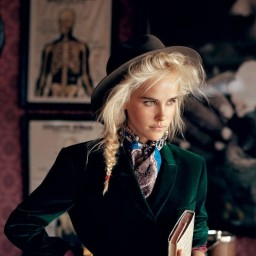 Isabel Lucas for Vogue Australia by Max Doyle 0
