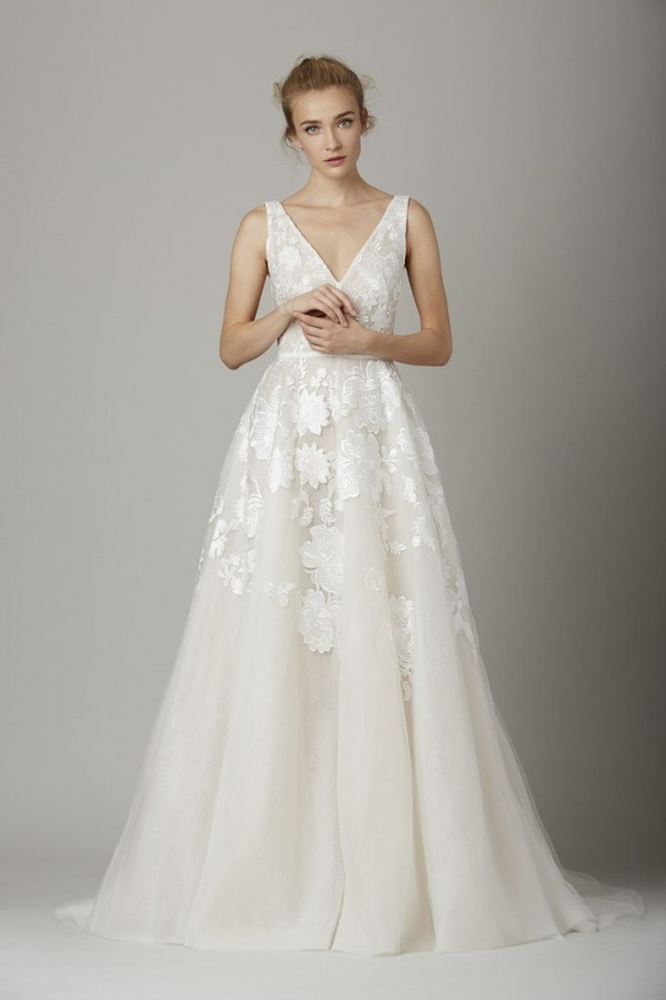 Lela Rose Bridal 1
