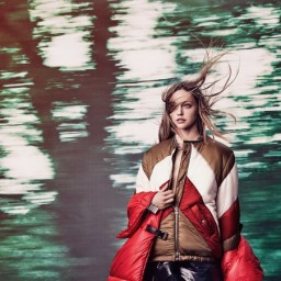 Sasha Pivovarova for Vogue UK by Craig McDean 0