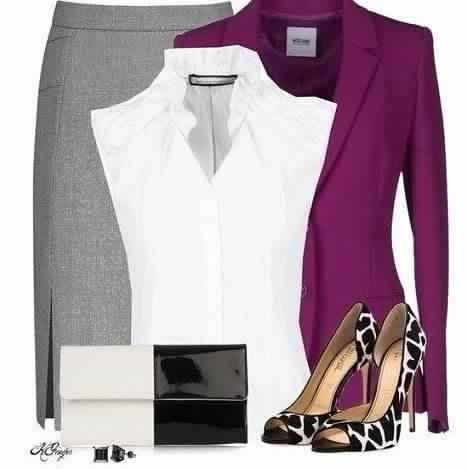 Очень стильная одежда для офиса