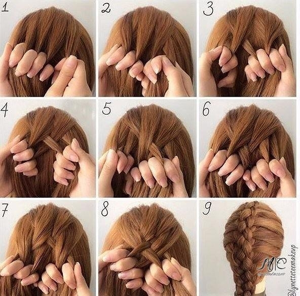 DIY Braids From Crowns to Fishtails Easy StepbyStep