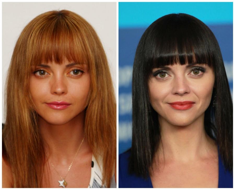 вам как цвет волос меняет внешность фото как