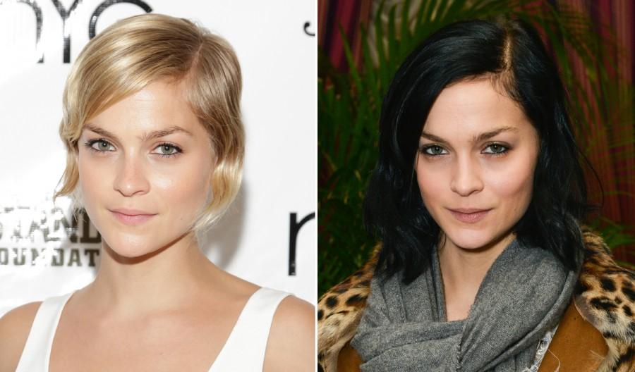 как цвет волос меняет внешность фото