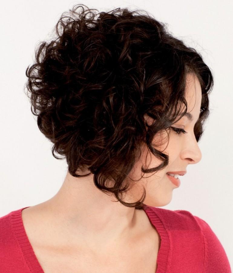 колоритная подборка стрижки для средних кудрявых волос картинки собрались посетить эту