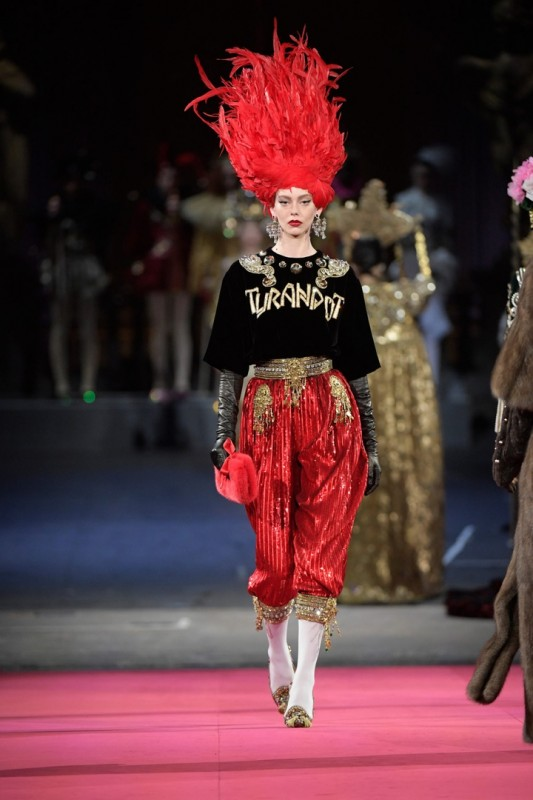 Dolce & Gabbana Couture Spring-Summer 2020