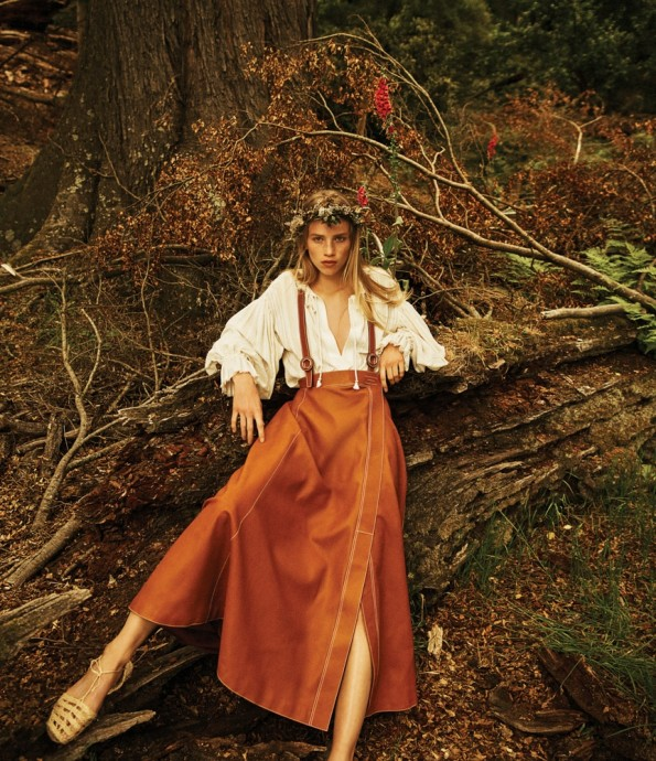 Rebecca Leigh Longendyke for WSJ. Magazine by Lachlan Bailey