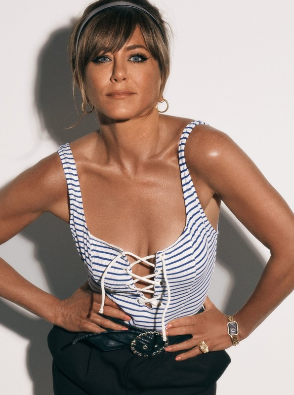 Jennifer Aniston for InStyle USA by Michael Thompson