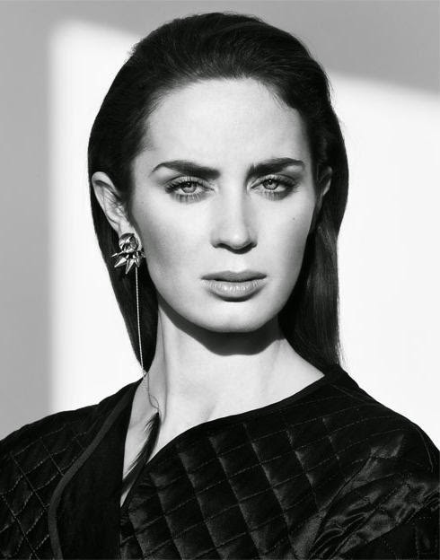 Emily Blunt by Paola Kudacki