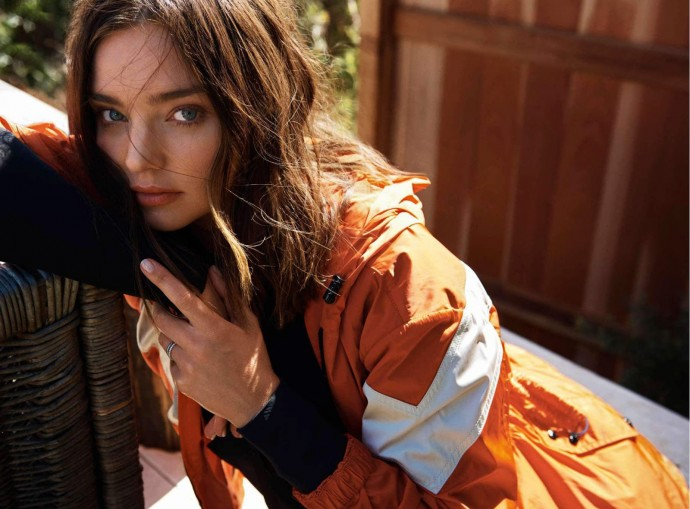 Miranda Kerr for Elle France by Jan Welters