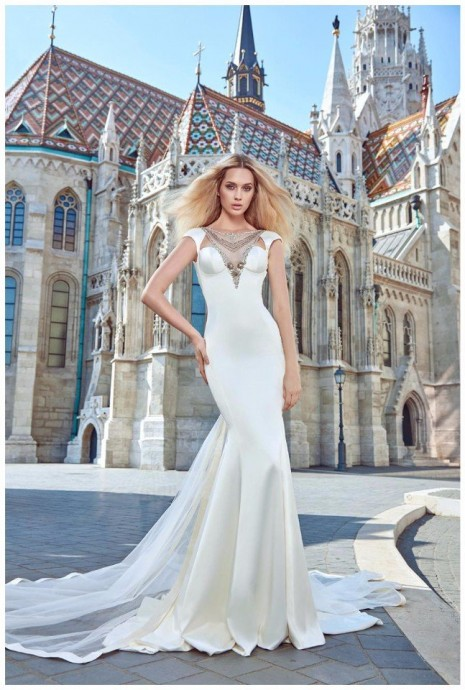Galia Lahav Couture Ivory Tower Bridal Collection