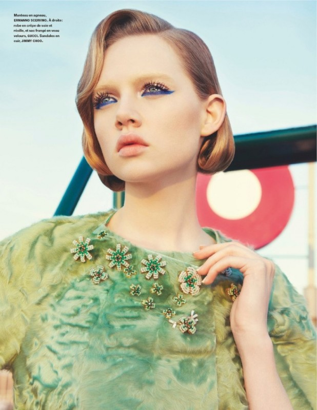 Holly Rose Emery by Kourtney Roy