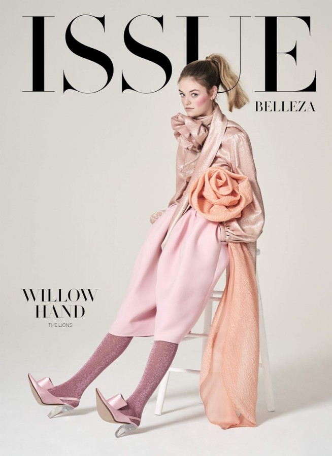 Willow Hand for Issue Magazine Edition by Ungano + Agriodimas