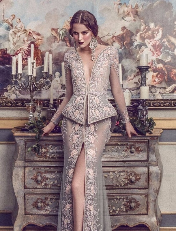 Michael Cinco Couture Collection