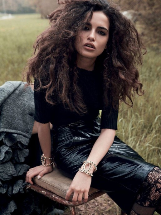 Chiara Scelsi for Vogue Brazil by Adriano Russo