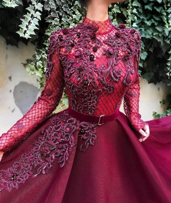 Платья невероятной красоты