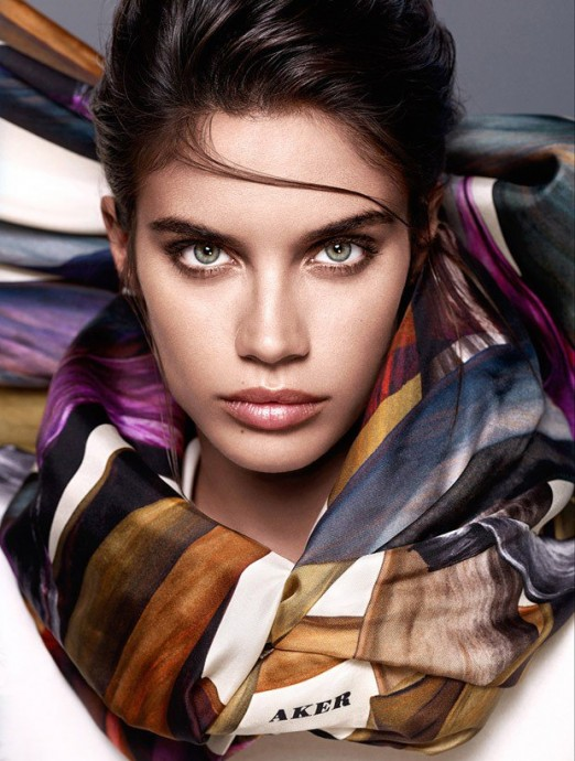 Sara Sampaio for Aker by Koray Parlak