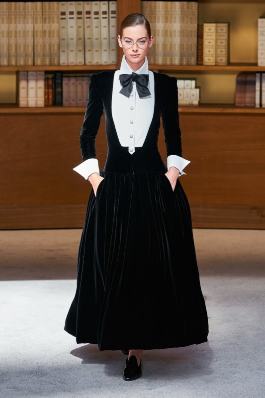 Chanel fall 2019 haute couture collection