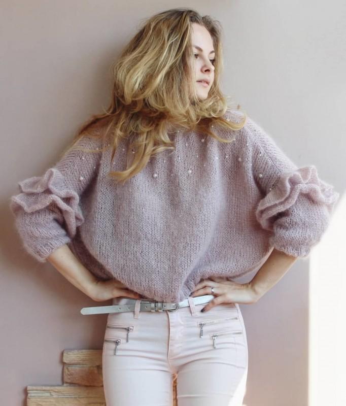 Такие зeфирные свитерки