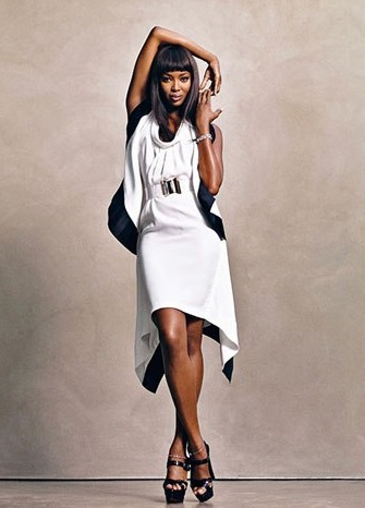 Naomi Campbell by Bryan Adams