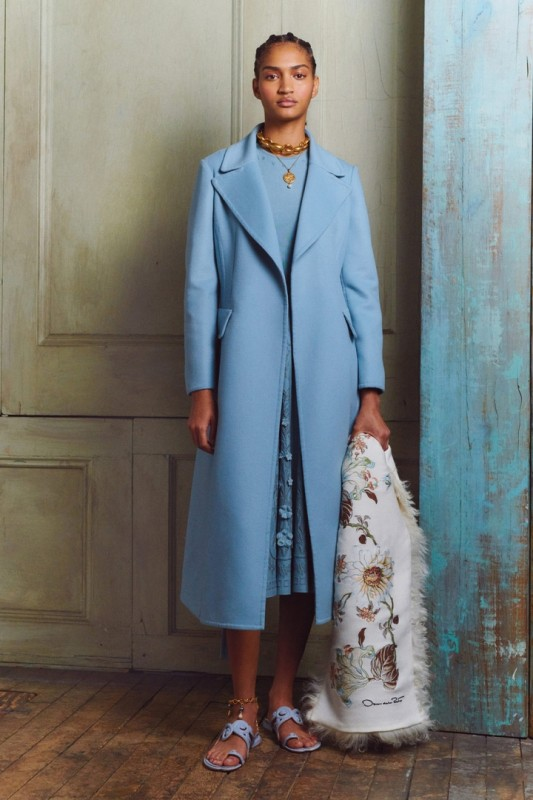 Oscar de la Renta Pre-Fall Fall-Winter 2020-2021