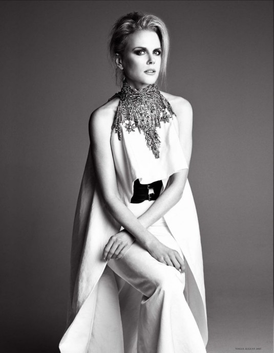 Nicole Kidman by Patrick Demarchelier